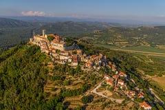 Motovun, Chorwacja - Fotografia Royalty Free