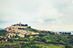 Motovun Stock Photography