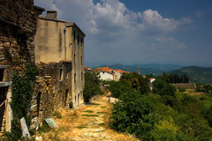 Motovun, Croatia Royalty Free Stock Photo