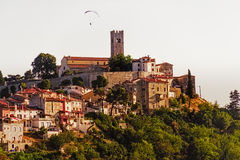 Motovun - Croatia Stock Photos