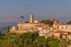 Motovun - Croatia Stock Photography