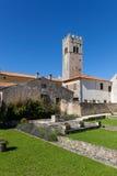 Motovun, Kroatien stockfoto
