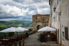 Motovun, Kroatien lizenzfreie stockfotografie