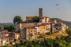 Motovun - Croatia Royalty Free Stock Photos