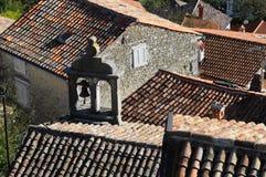 Motovun village in Croatia, Europe Stock Photo