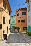 Motowoon. Croatia. Royalty Free Stock Image