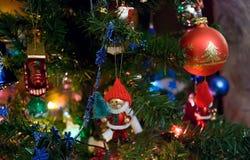 Motriz do Natal, fotografia de stock