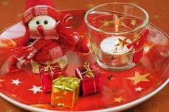 Motriz do Natal Fotos de Stock Royalty Free