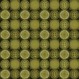 Motriz do teste padrão de matéria têxtil Ilustração Royalty Free