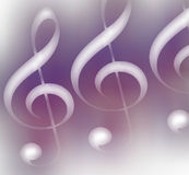 Motriz musical. Fotos de Stock Royalty Free