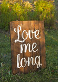 Mots d'amour, texte d'amour, amour Images libres de droits