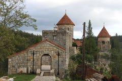 Motsameta monastery Royalty Free Stock Image