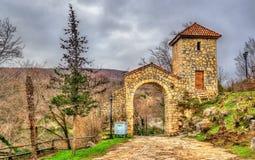 Motsameta Monastery in Caucasus Stock Image