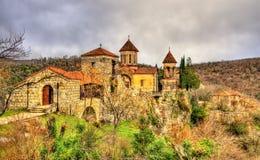 Motsameta Monastery in Caucasus Royalty Free Stock Photo