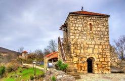 Motsameta Monastery in Caucasus Royalty Free Stock Photography