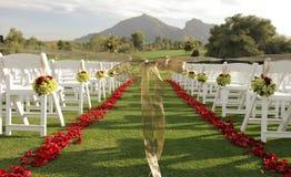 mottagandebröllop Arkivbilder