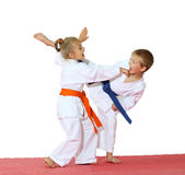 Sportkarate Royaltyfria Bilder