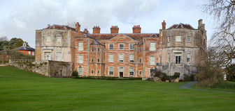 Mottisfont Abbey Hampshire England stockbilder