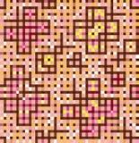 Mottled предпосылка квадратов и прямоугольников бесплатная иллюстрация