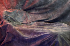 Mottled background covering sofa Royalty Free Stock Photos