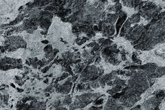 Mottled black marble royalty free stock images