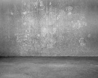 Mottled concrete room for background. Texture Stock Images