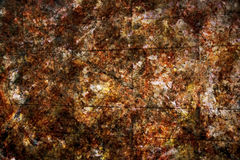 Mottled Distressed Texture Background. A dark, computer-painted background texture that resembles a grungy, distressed surface vector illustration