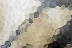 Mottled Glass. Texture of mottled glass for a background Royalty Free Stock Photos