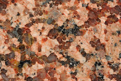 Mottled Grainy Granite Texture Stock Photography