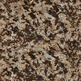 Mottled granite texture with contrast tracery. Seamless square background, tile ready. High resolution photo royalty free stock images
