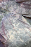 Mottled grey backdrop Stock Photo