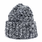 Mottled knit cap Royalty Free Stock Photo