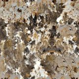 Mottled marble texture with contrast colour cracks. Seamless squ Stock Images