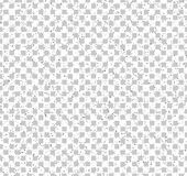 A mottled pattern with small gray squares Stock Image
