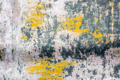 Mottled walls Stock Photography