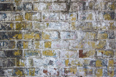 Mottled walls Royalty Free Stock Photography
