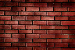 Motttled Brick Wall Royalty Free Stock Image