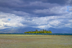 motu νησιών μικρό Στοκ φωτογραφία με δικαίωμα ελεύθερης χρήσης