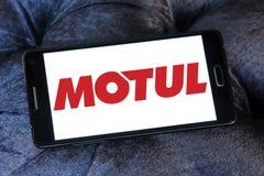 Motul company logo Royalty Free Stock Photos