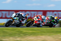 017 MOTUL FIM Superbike Światowy mistrzostwo Fotografia Stock