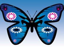 Motyl 2 Imagem de Stock