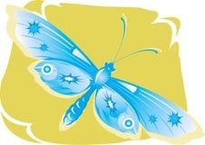 Motyl royalty ilustracja