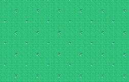 Motyl embossed szkotowy projekt Deseniowa grafika na zielonym tle zdjęcie stock