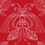 Motyl pattern5 ilustracja wektor