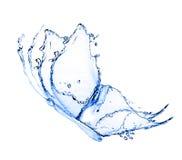 motyl woda Zdjęcia Royalty Free