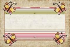 motyla świstek royalty ilustracja