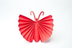 Motyla papier. obraz stock