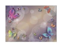motyle Fotografia Stock