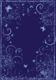 motyle niebieskie Zdjęcie Stock