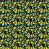 motyle rysujący mikrotelefon Entomologiczna kolekcja wysoce szczegółowa ręka rysujący motyle ilustracyjny retro stylu wektoru roc Obraz Royalty Free